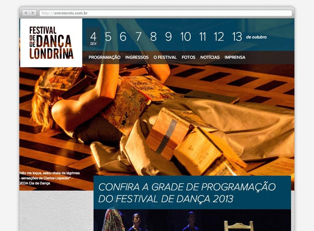 Festival de dança de Londrina