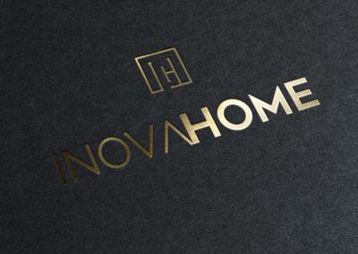 Carol Tognon / Inova Home – Identidade visual