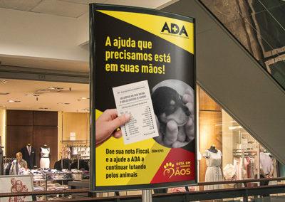 ADA – Campanha Publicitária