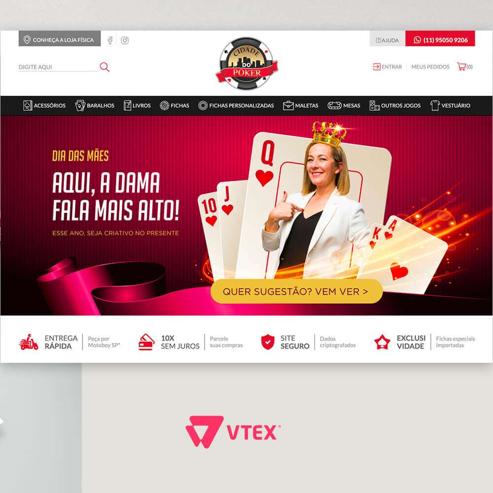agencia VTEX - e-commerce VTEX