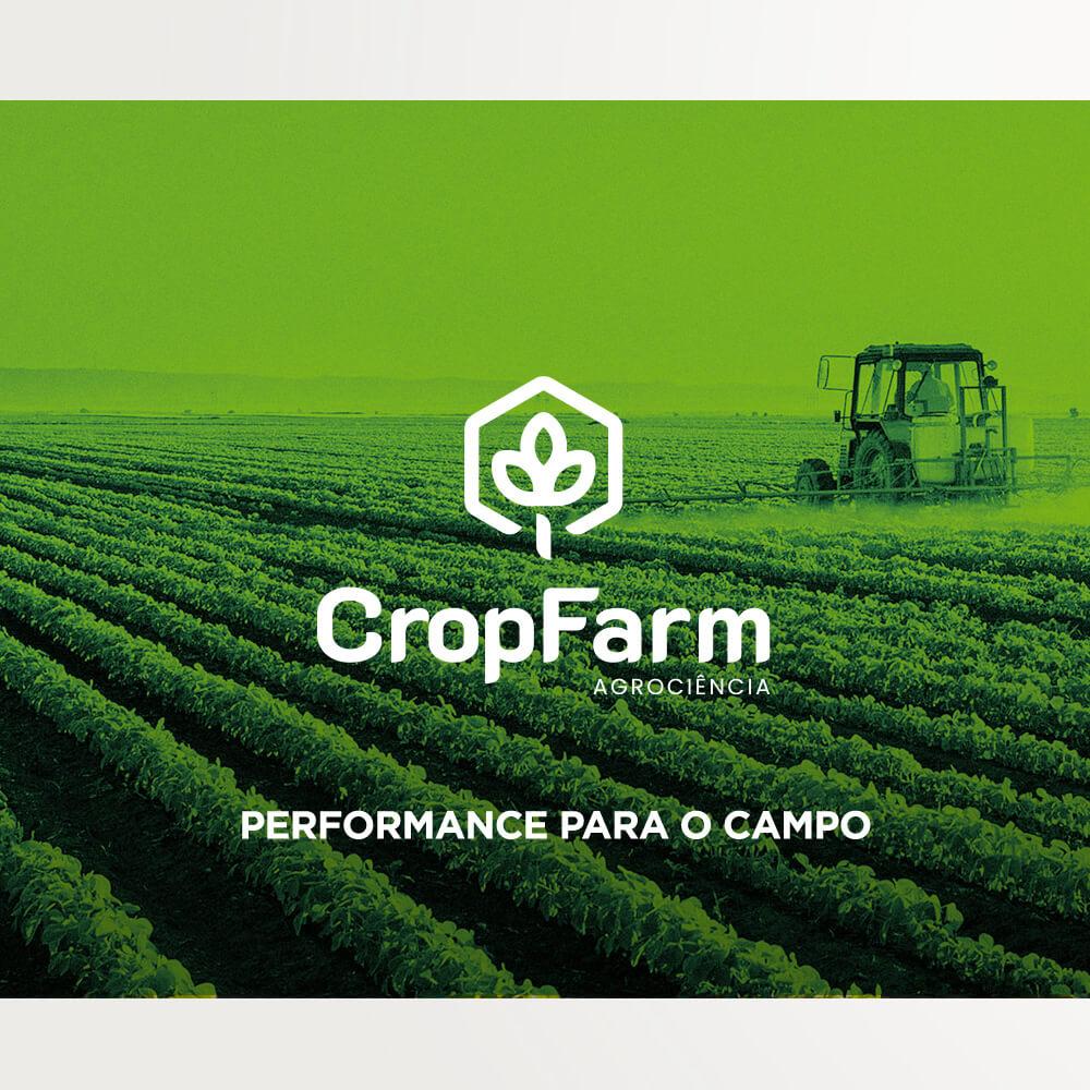 logotipo para agronegócio